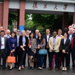 The Mayors office Trade mission to Shanghai